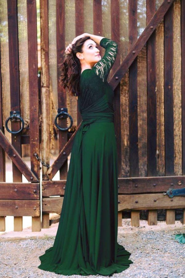 Amber Rose Infinity Dress