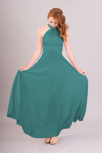 Original long infinity dress