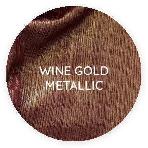 Wine Gold Metallic